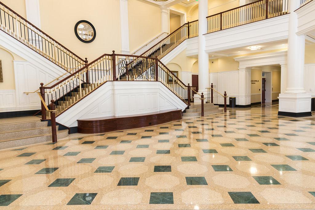 Terrazzo Beautiful Low Maintenance Durable Floor System